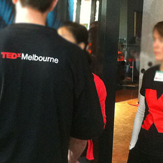 TEDx Volunteer T-Shirts